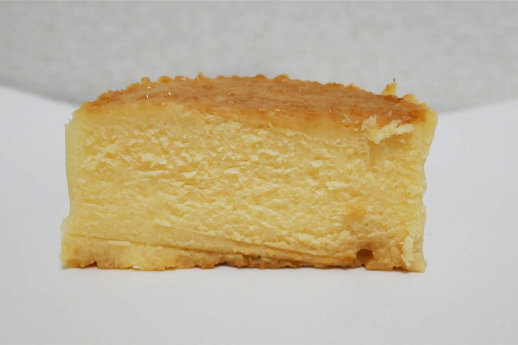 バスク風チーズケーキ バスチー断面図