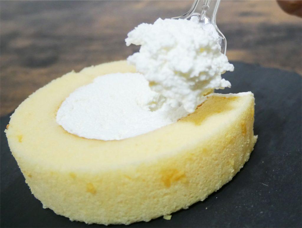 プレミアムロールケーキ一口サイズ
