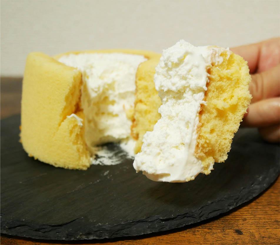 プレミアムロールケーキ×2一口サイズ