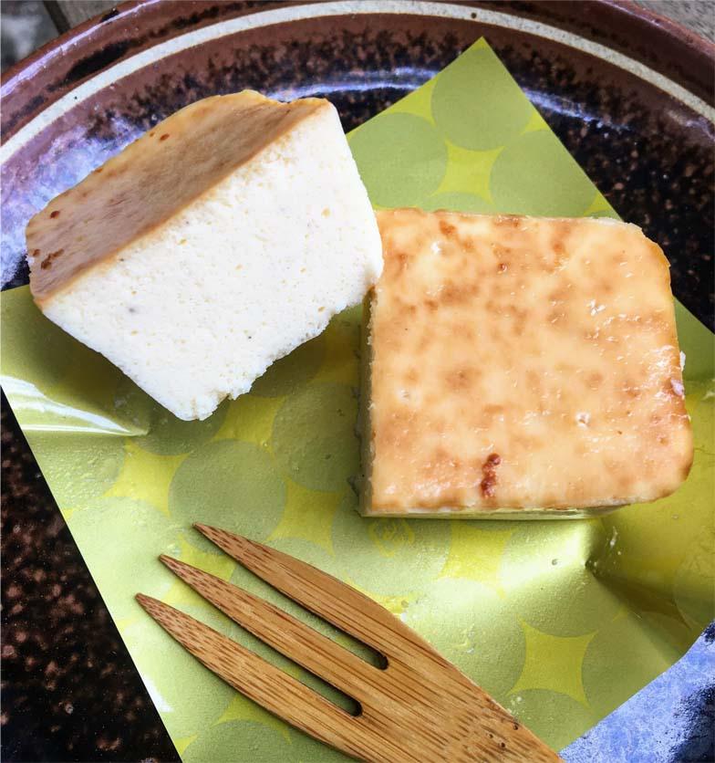 麗溶(うるど)けチーズテリーヌ断面図2