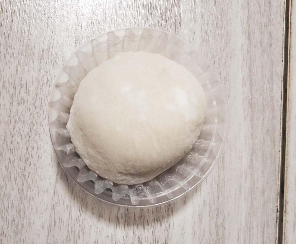 生食感 スイートポテト大福開封後