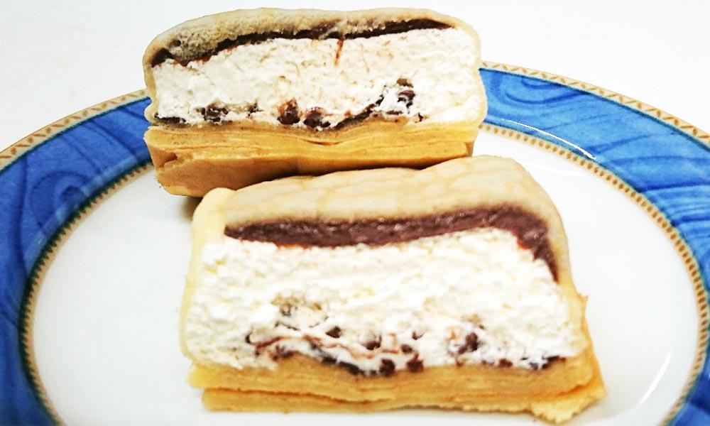 生チョコクリーム&ホイップ
