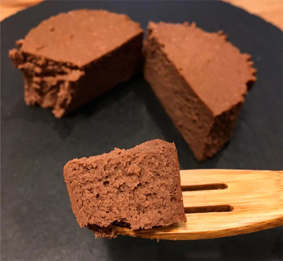 バスチー -バスク風ショコラチーズケーキー一口サイズ
