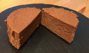バスチー -バスク風ショコラチーズケーキー