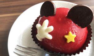 ミッキーマウス ベリー&チーズ