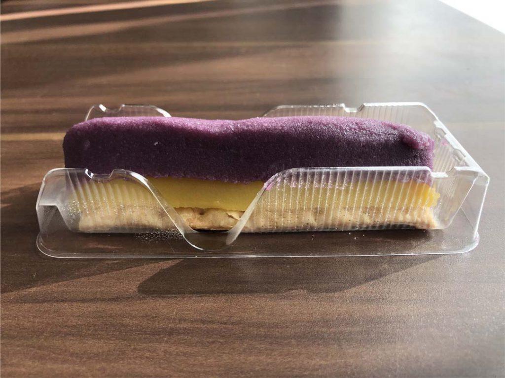 ほくとろ豊潤紫スイートポテト開封後