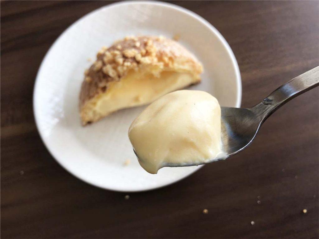 サクトロシュー‐さくとろカスタードクッキーシュー‐カスタード
