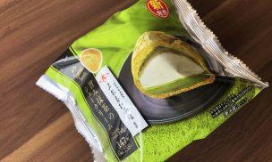 旨み抹茶のシュークリームパッケージ