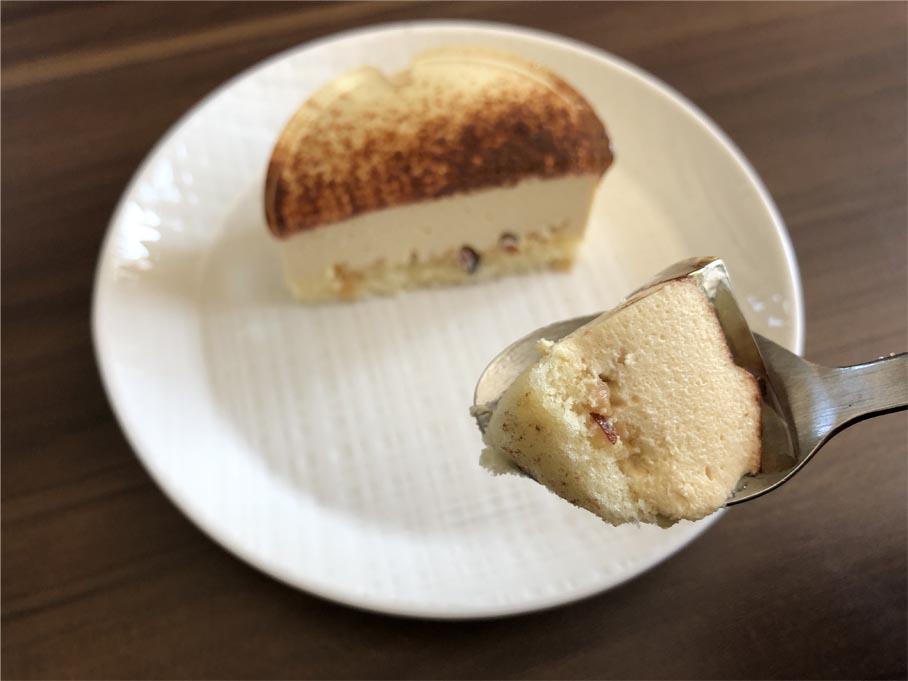 麗らかキャラメルチーズケーキ一口サイズ