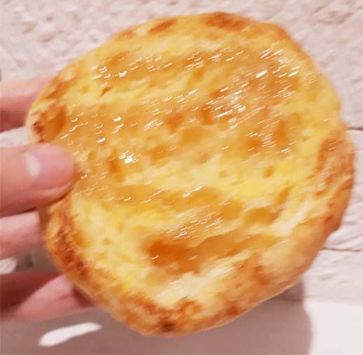 冷やして食べる デニッシュフレンチトースト開封後
