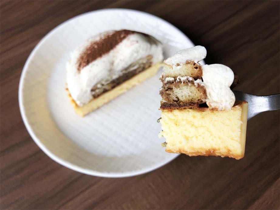 ティラミスバスチー -バスク風チーズケーキ-一口サイズ