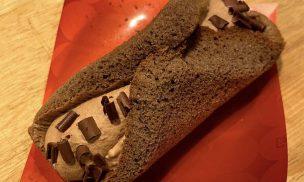 クルリン -ザクふわくるりんケーキ(チョコ)-トップ画像