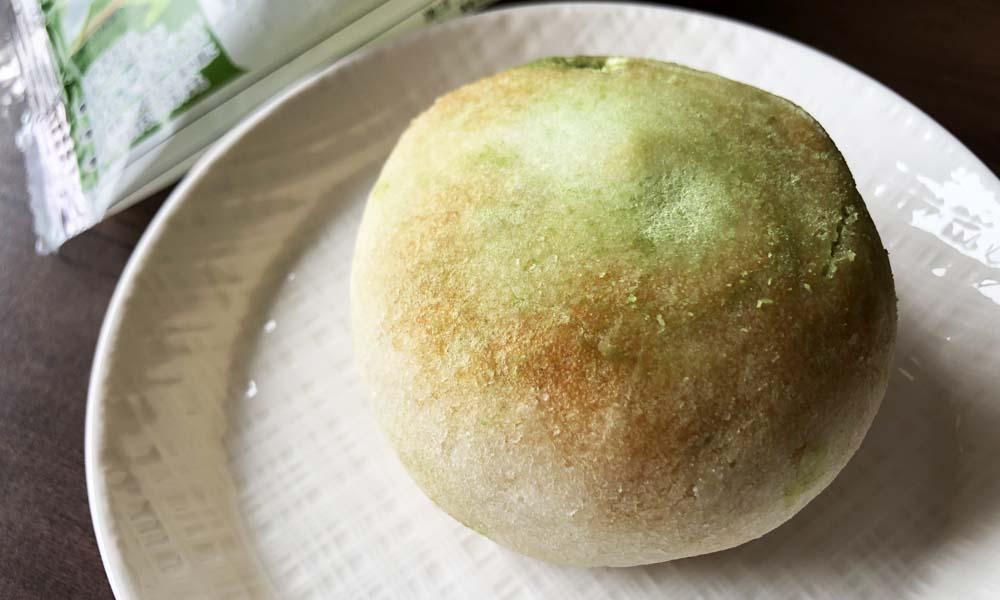 モアホボクリム‐ほぼほぼクリームのシュー 抹茶ラテ風‐