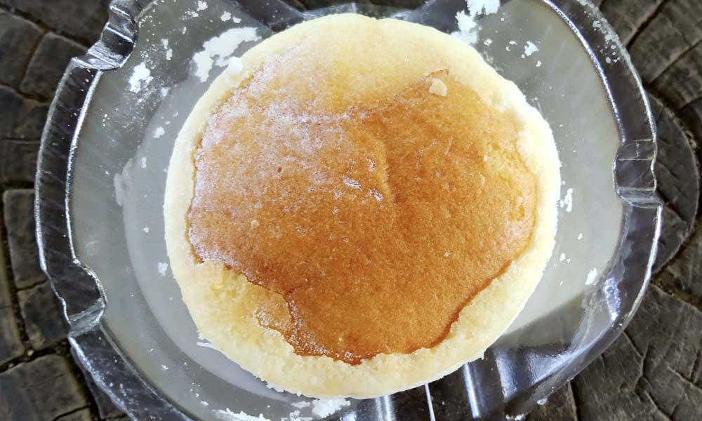 白いスフレチーズケーキ_トップ画像