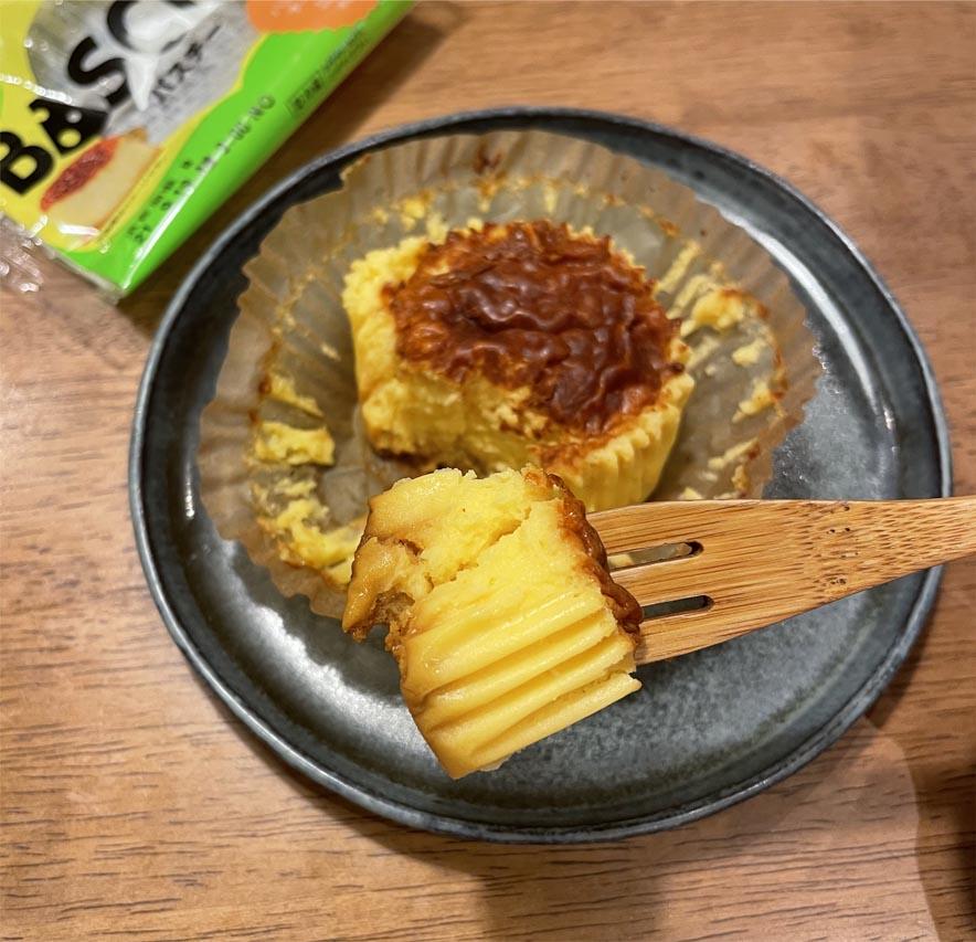 バスチー -バスク風コーンチーズケーキ-_一口サイズ