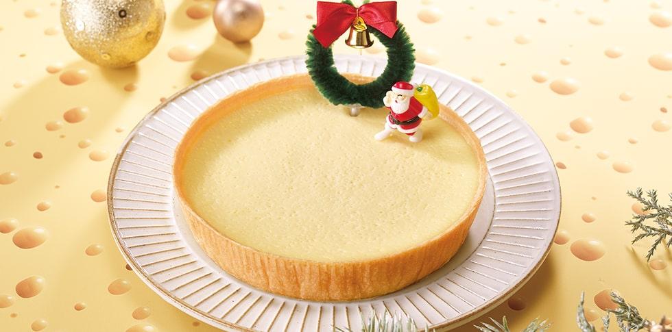 モロゾフ クリスマス 北海道マスカルポーネのチーズケーキ